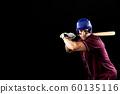 Baseball player 60135116