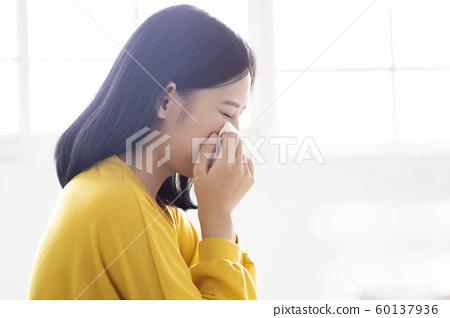 여성 라이프 스타일 컨디션 불량 60137936