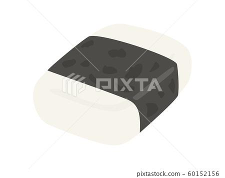 海鯛裹著海藻的插圖 60152156