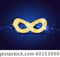 Illustration carnival mask 60153000