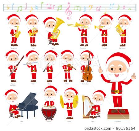 산타, 산타 클로스, 산타 할아버지 60156364