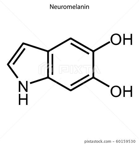 Skeletal formula of Chemical element 60159530