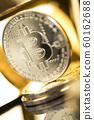 Bitcoin Trading Concept, virtual money 60162688