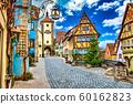 Rothenburg ob der Tauber街道 60162823