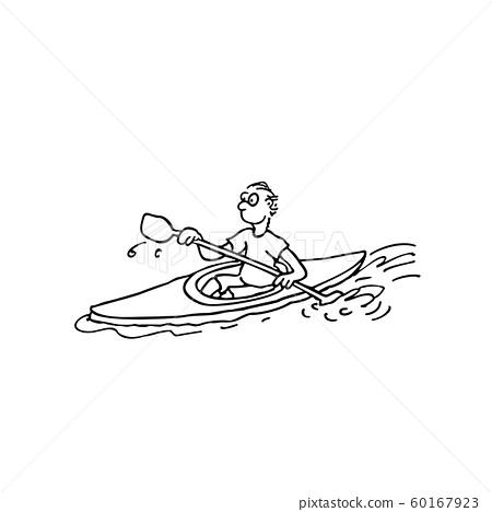 Rowing Athletes 60167923