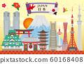 日本旅遊形象 60168408