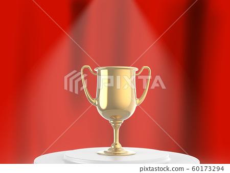 Illustration, trophy 60173294