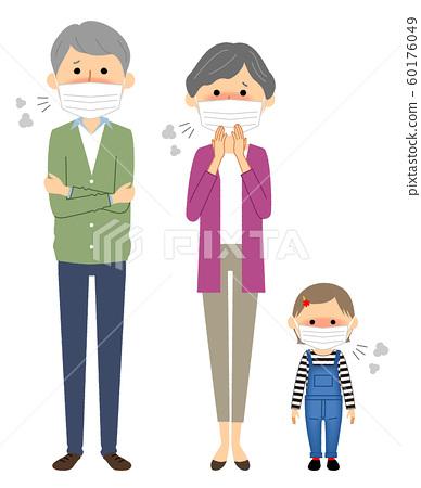 가족 감기 독감 60176049