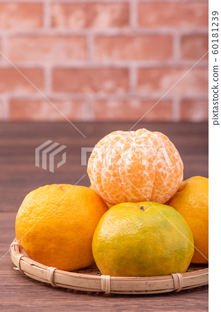 橘子 農曆新年 新年 鄉村 tangerine chinese new year みかん 蜜柑 60181239