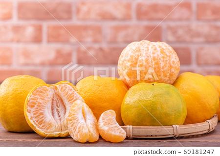 橘子 農曆新年 新年 鄉村 tangerine chinese new year みかん 蜜柑 60181247