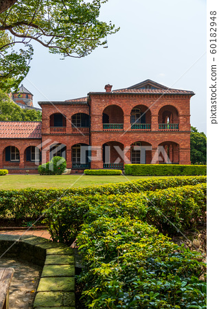 淡水紅毛城 Taiwan Tamsui Fortress San Domingo 特色建築 古蹟 60182948