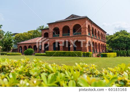 淡水紅毛城 Taiwan Tamsui Fortress San Domingo 特色建築 古蹟 60183168