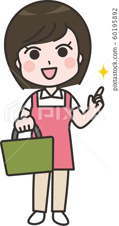 Woman_Housework Agency A04 60195892
