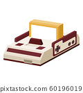 Illustration material | NES | Game console | Vector 60196019