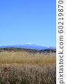 白山/石川縣小松市/木bag田/木bag田獨木舟運動場的遠景(攝於2011年11月) 60219870