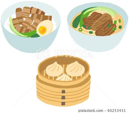 台灣菜小淵葉牛肉麵 60253431