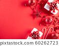 Christmas decoration background concept. 60262723