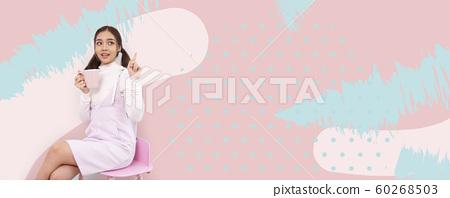 婦女宣傳材料水平橫幅 60268503