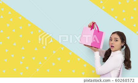 婦女宣傳材料水平橫幅 60268572
