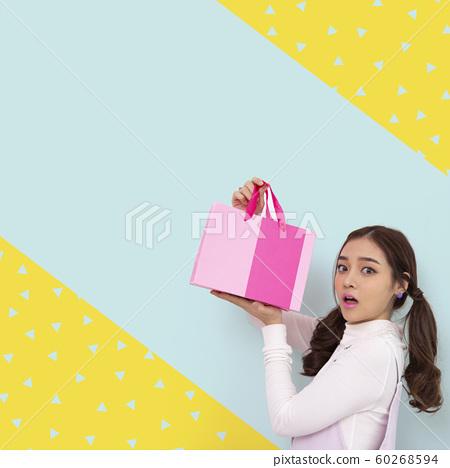 婦女宣傳材料方形橫幅 60268594
