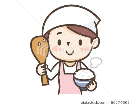 煮飯 60274605