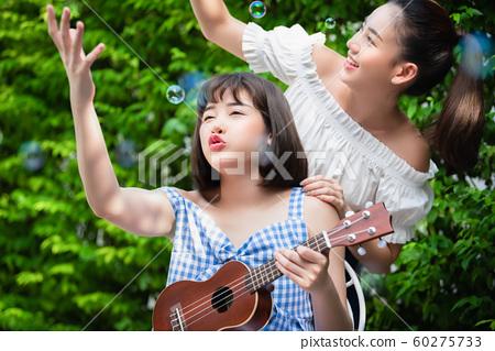 女性旅行音樂 60275733