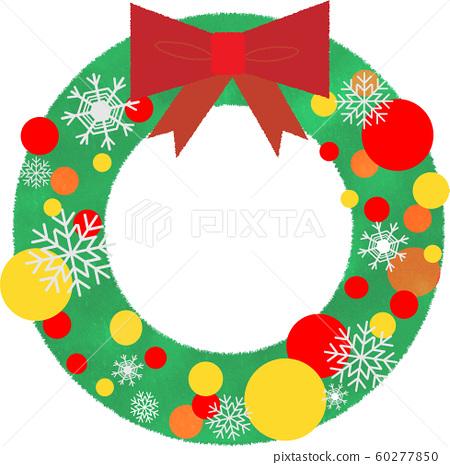 크리스마스리스 60277850