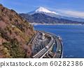 中山通6472的富士山 60282386
