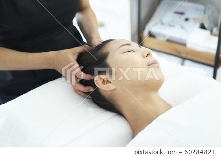 뷰티 여성 면도 에스테틱 60284821
