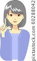 Woman teaching point 60288042