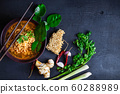 Instant noodles spicy 60288989