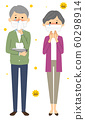 Family hay fever allergy 60298914