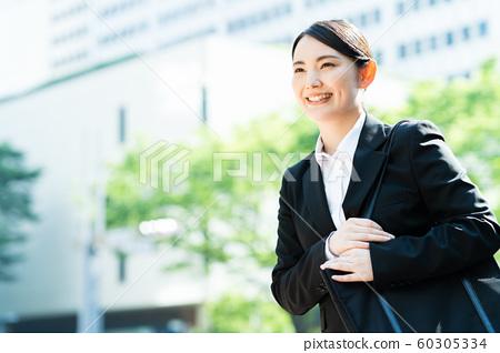 女性女商人求職新員工年輕女子年輕 60305334