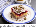 Dressed herring salad 60309242