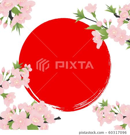 왕 벚나무 60317096