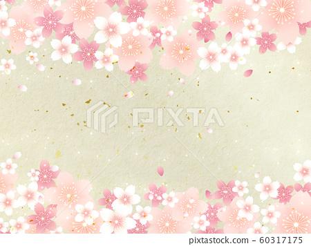 벚꽃 무늬 60317175