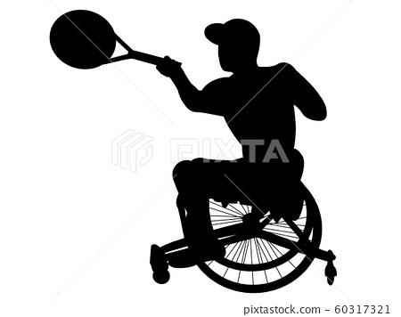 輪椅網球剪影 60317321
