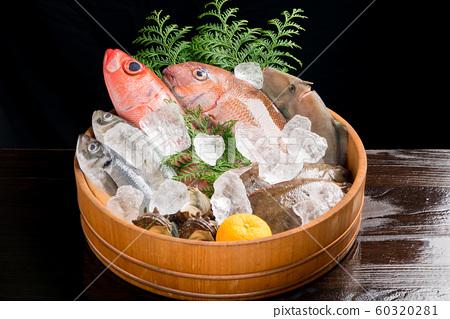 什錦鮮魚 60320281