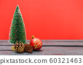 Christmas composition and decorations, minimal 60321463