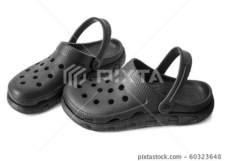 Rubber sandals 60323648