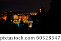 Night Christmas landscape of Varese 60328347