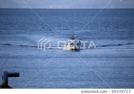 大牟田市三池港漁船, 60339727
