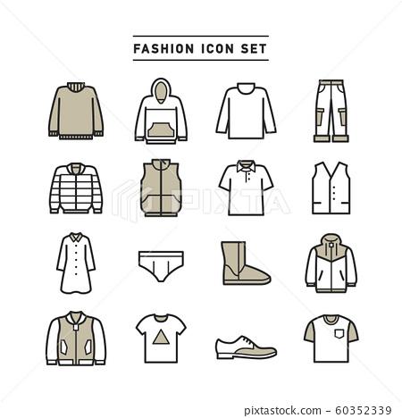 FASHION ICON SET 60352339
