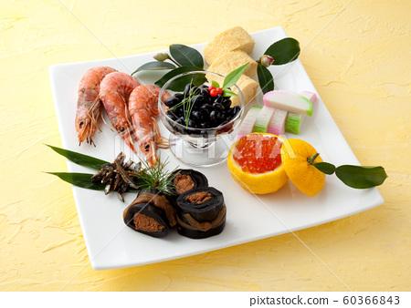 新年菜肴 60366843