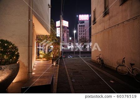 Fukuoka Tenjin Hakata Nakasu Nishinakasu night view 60376519