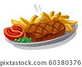 beef steak 60380376