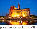 Innenhafen harbor district in Duisburg 60390208