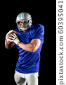 American football player 60395041