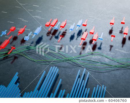 股票價格圖表 60406760