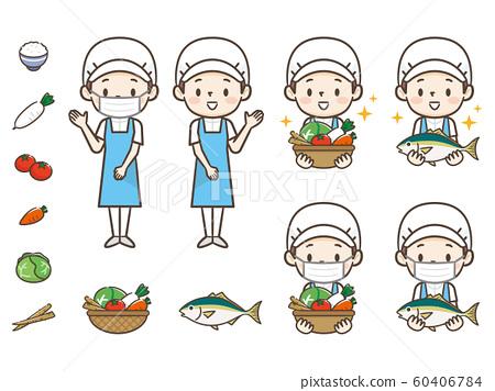 廚師套裝 60406784